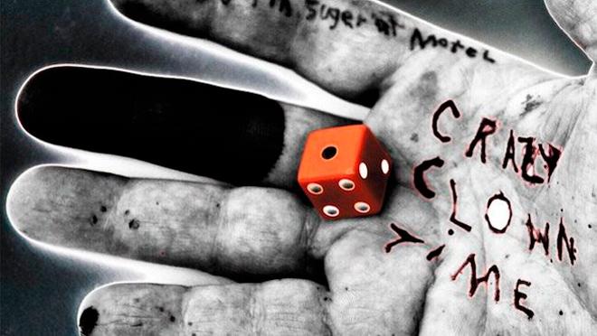 David Lynch revela el videoclip de su 'Crazy Clown Time'