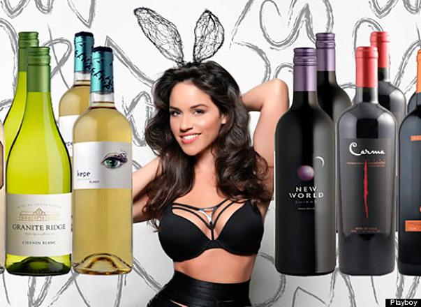 Playboy entra en el negocio del vino online