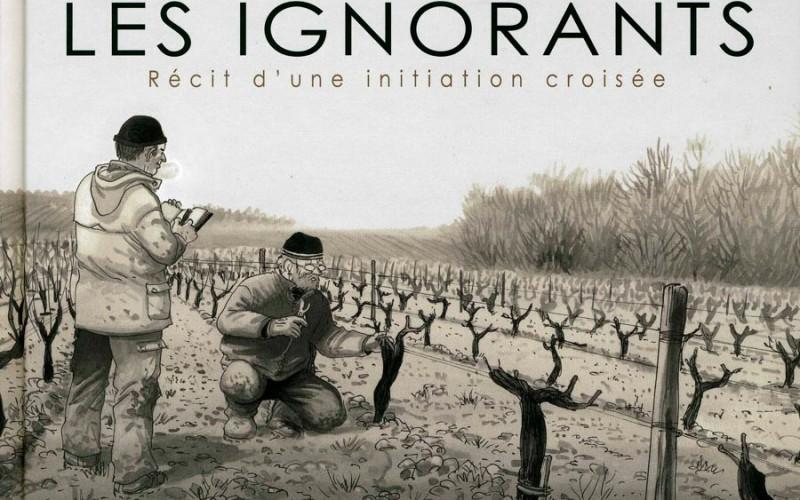Cómics y vino: 'Los ignorantes', de Étienne Davodeau