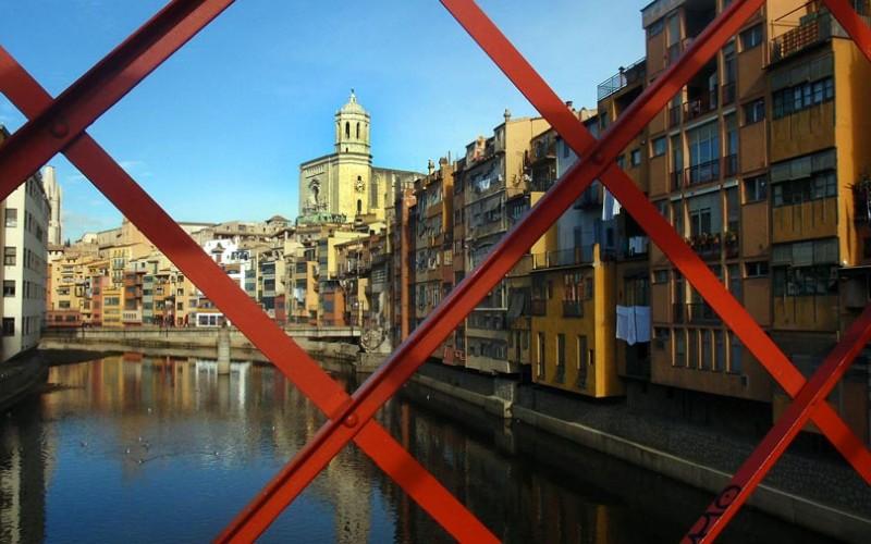Girona o el saque catalán