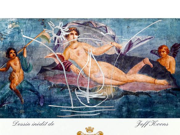 Resultado de imagen para jeff koons pinturas