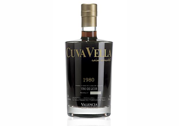 El Moscatel Cuva Vella 1980 se proclama uno de los 10 mejores vinos españoles en Reino Unido