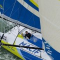 SAILING - VG 2012-2013 - ARRIVAL WINNER - MACIF