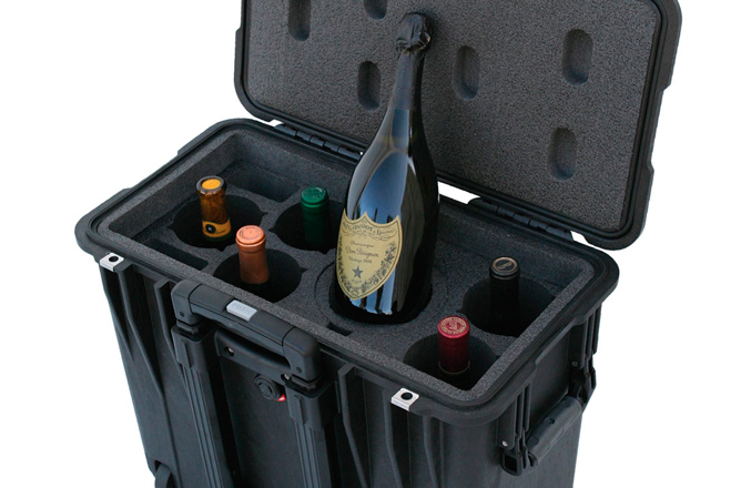 Winecruzer, la maleta de vinos ideal para los más viajeros
