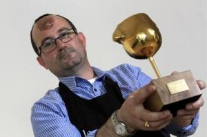 Joffre Tarrida, Nariz de Oro 2013