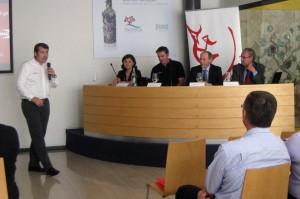 P. Ossorio, A. Querol, D. Talavera, P. Ramette y C. Gutiérrez
