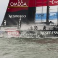 2 Emirates Team New Zealand record velocidad