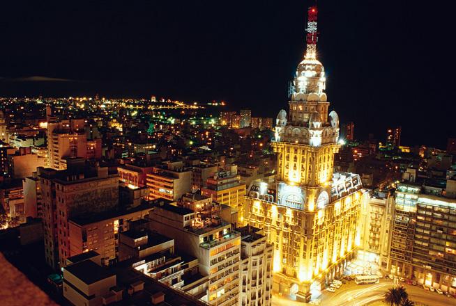 Contra el calor del Verano Europeo Uruguay muestra lo mejor de su invierno