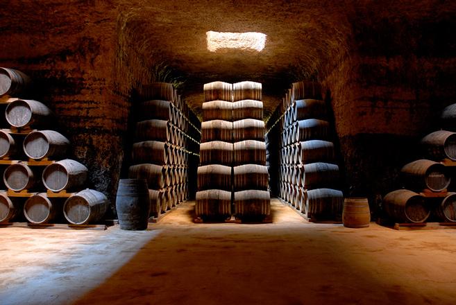 Bodegas-Verum---cueva-de-crianza