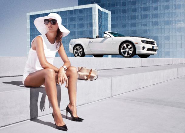 Los nuevos Chevrolet Camaro llegan a Europa