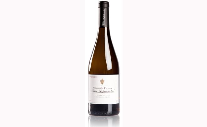 Los blancos de Rioja resurgen con fuerza. Azpilicueta Colección Privada Blanco 2011