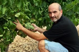 Daniel Expósito, enólogo de Dominio de la Vega