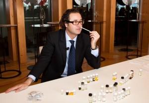 El perfumista Alexandre Schmitt