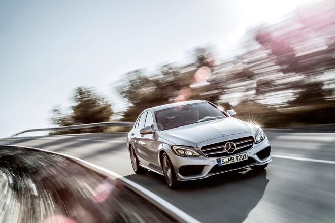 El nuevo C de Mercedes-Benz aumenta de clase