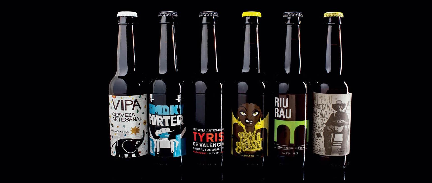 Cervezas Tyris - StylusGastro.com