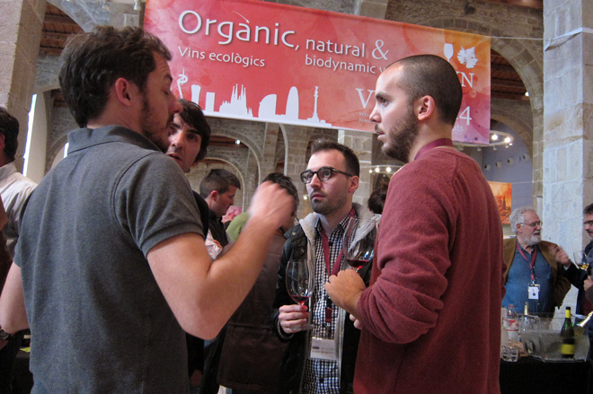 Vinum Nature consigue reunir más de 400 vinos ecológicos (½)