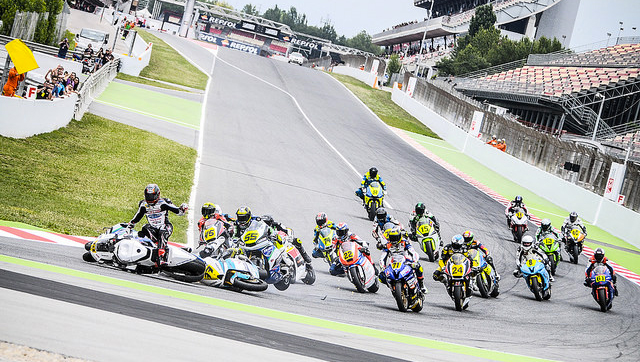 Fabio Quartararo, con sólo 15 años de edad, gana el FIM CEV Repsol en el Circuit de Barcelona-Catalunya