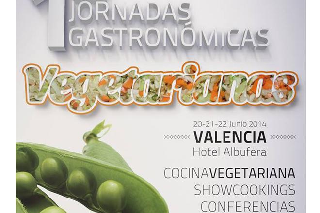 La culinaria vegetariana se da cita en Valencia en sus primeras Jornadas Gastronómicas