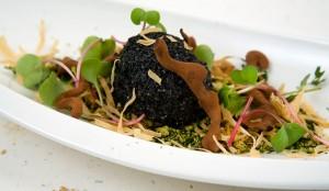 'Tierra de trufas', del restaurante Madrid, de Medina del Campo