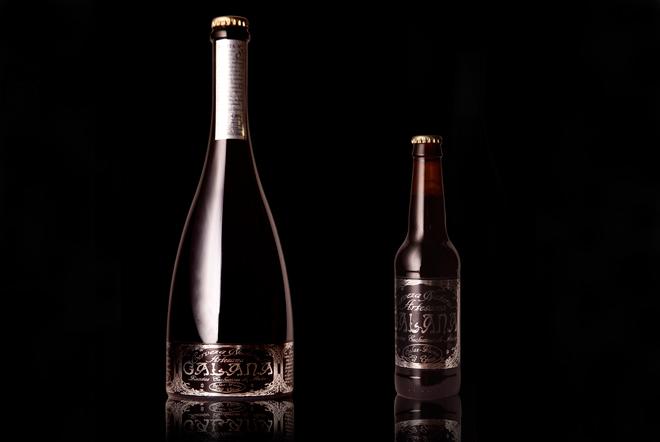 Cervezas Galana. La cerveza artesana de La Serranía. Valencia