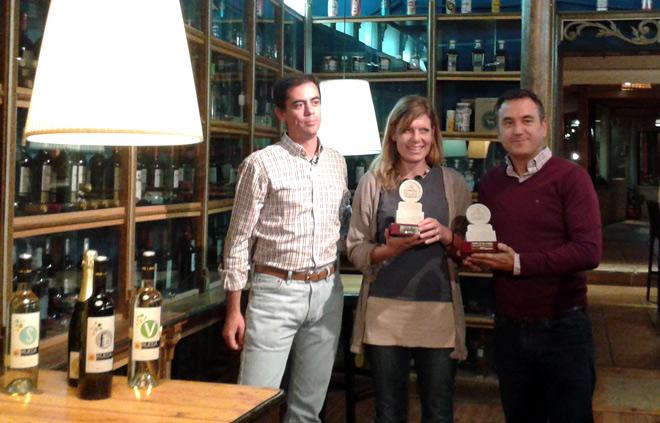 Rueda nombra 'Embajadores de la Vendimia Nocturna' a  Stefanie Müller y Roberto Brasero