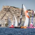 Team Vestas Wind gana la  Leg 0 / Foto: Ainhoa Sanchez / Volvo Ocean Race