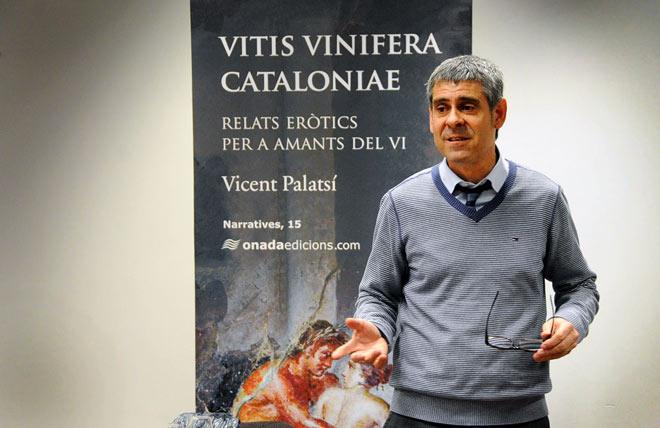 'Los vinos de Castellón tienen mucho futuro y un presente que se consolida cada día'. Entrevista al escritor Vicent Palatsí