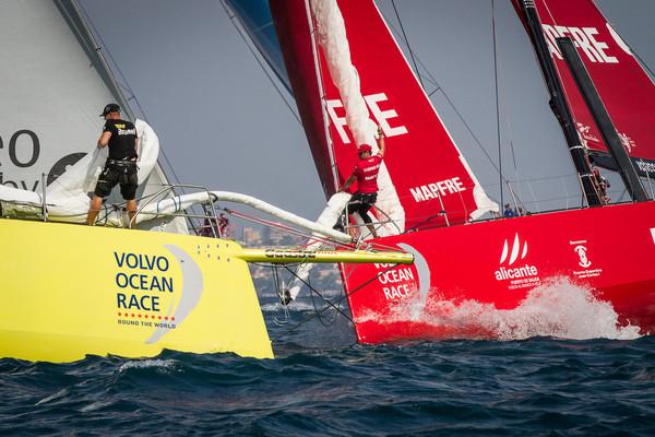 Team Brunel - Mapfre - Foto Ainhoa Sanchez - Volvo Ocean Race