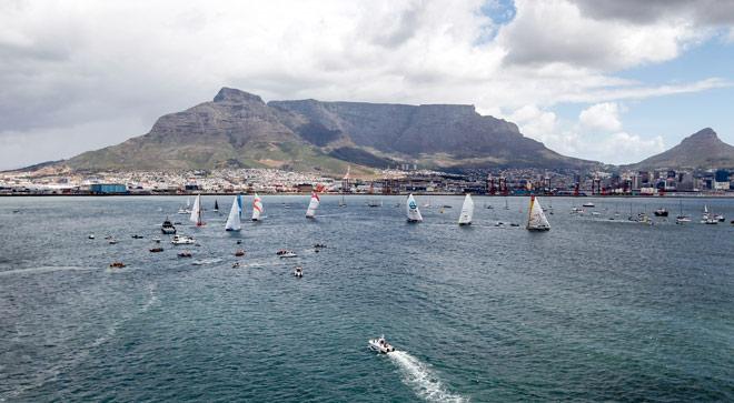 Ian Walker impone sus reglas en Ciudad del Cabo, www.globalstylus.com www.stylusnautica.com