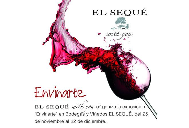 El arte invade El sequé, www.globalstylus.com www.stylusvinum.com
