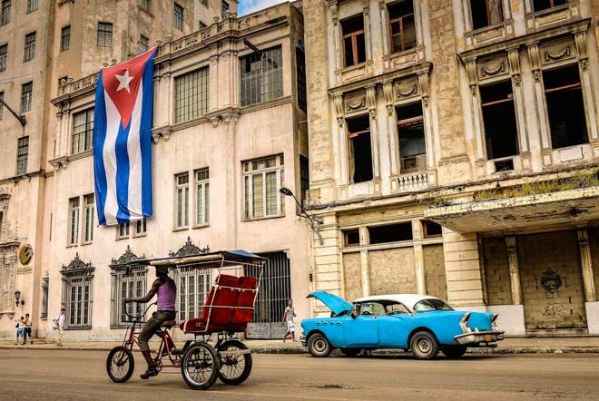 Los tiempos de Cuba