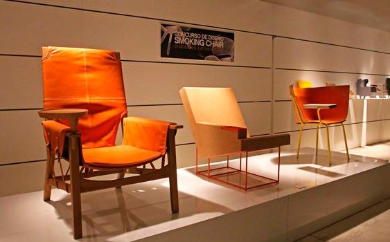 Smoking Chair, el mejor asiento para el fumador de habanos. Barcelona – Madrid