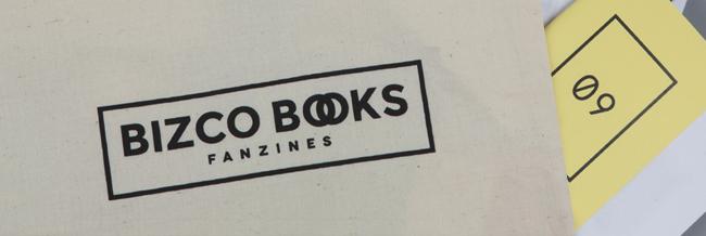 Foto bolsa Bizco Books