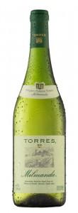 Milmanda 2012, ganador del oro en el certamen Chardonnay du Monde