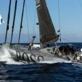 Liderados por un sólido Hugo Boss, el grupo de cabeza ha entrado ya de lleno en el régimen de los alisios del Atlántico Sur
