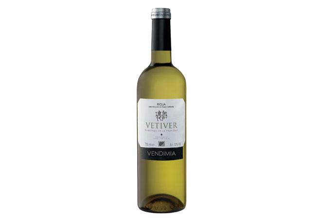 Vetiver 2012, pasión en un blanco tradicional de Rioja