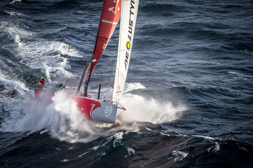 Ya huele a Cabo de Hornos, volvo ocean race, vor, www.globalstylus.com www.stylusnautica.com
