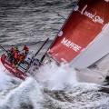 Dongfeng rompe mástil. MAPFRE dobla Cabo de Hornos sin daños, www.globalstylus.com www.stylusnautica.com