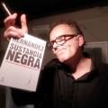 Julián Hernández, líder y guía de Siniestro Total, habla sobre su novela 'Sustancia Negra' y otros cachaverosódicos momentos, www.globalstylus.com