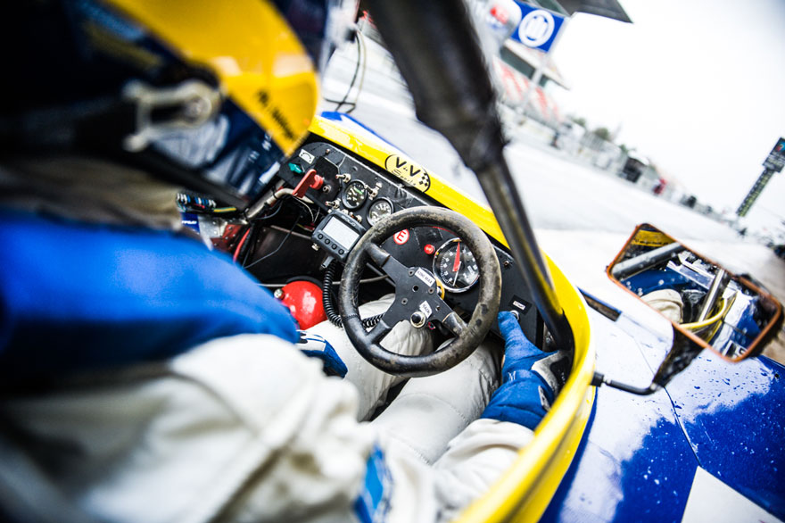 Los franceses Patrice y Paul Lafargue vencedores en el Circuit de Barcelona-Catalunya. V de V Endurance Series, www.globalstylus.com