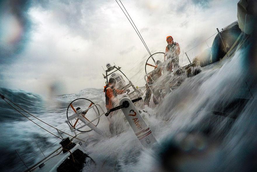 Atlántico Sur infierno 50 nudos, www.globalstylus.com, www.stylusnautica.com