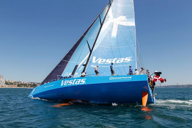 'Una regata hacia lo desconocido', el vídeo del embarrancamiento del Team Vestas Wind