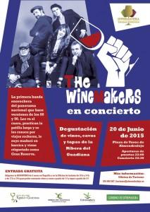 Fin de semana de Rock&Roll en Almendralejo con 'The Winemakers', www.globalstylus.com, www.stylusart.com,