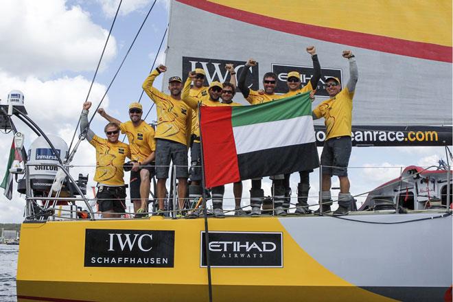 Abu Dhabi gana la VOR