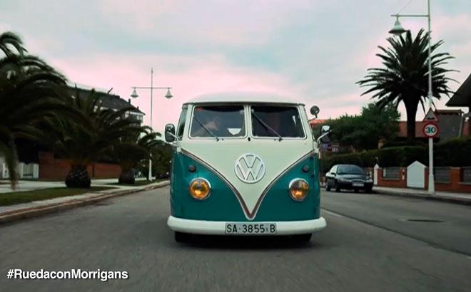 El grupo de pop-rock Morrigans protagoniza la campaña de verano de la DO Rueda