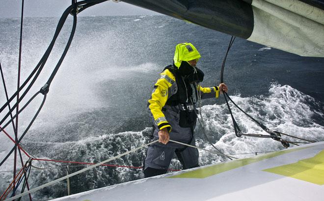 Histórica victoria del equipo femenino SCA en la etapa 8 de la Volvo Ocean Race, www.globalstylus.com, www.stylusnautica.com,