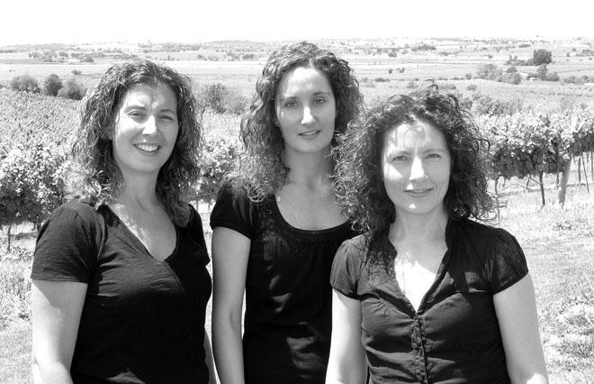 El estilo de las hermanas Meler. Bodegas Meler, Somontano, www.globalstylus.com, www.stylusvinum.com,