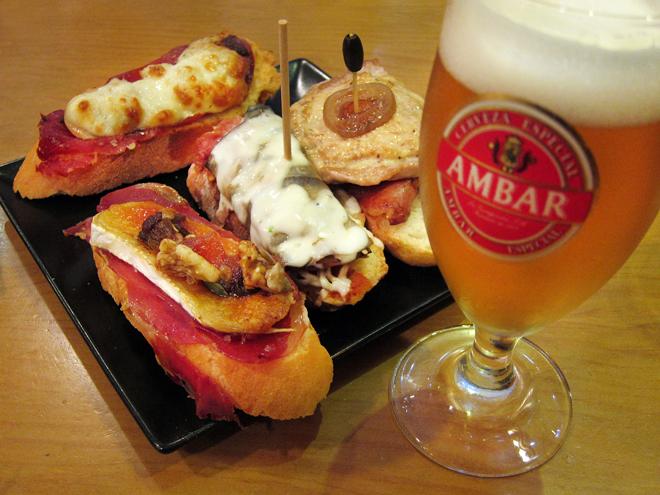 Comer de pinchos en Teruel, La Barrica Bar, https://globalstylus.com/