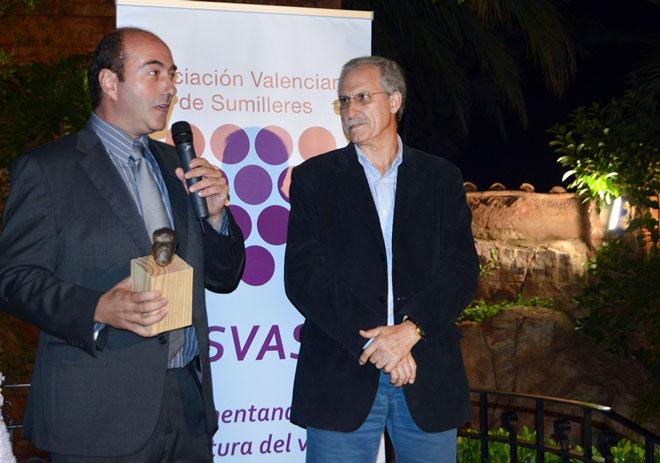 Los sumilleres premian a los mejores cavas valencianos, ASVASU