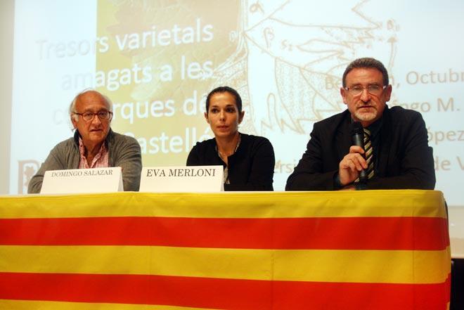 Los expertos advierten del peligro de desaparición de varietales tradicionales en Castellón y anuncian cambios en la vitivinicultura por el Cambio Climático